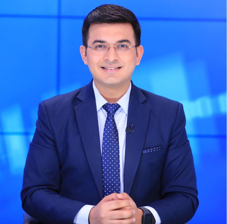 The Journey Of Shubhankar Mishra To Becoming A Successful News Reporter