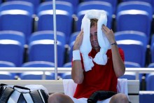 Tokyo Olympics: Gasping For Air, Heat A Major Issue At Tennis Venue