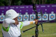 Tokyo Olympics: Deepika Kumari, Pravin Jadhav Bounce Back In Style As India Enter Archery Mixed Team Quarters