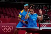 Tokyo Olympics, Table Tennis: Manika Batra, Sutirtha Mukherjee Off To Promising Start