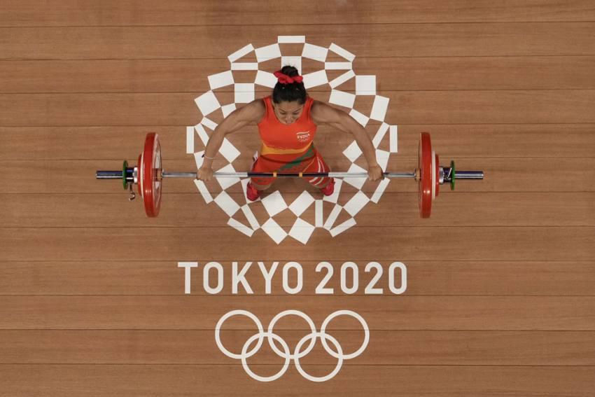 Silver-lining For India As Saikhom Mirabai Chanu Basks In Tokyo Olympics Limelight