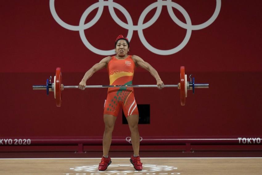Saikhom Mirabai Chanu Wins Silver In Weightlifting, India's First Medal At Tokyo Olympics 2020