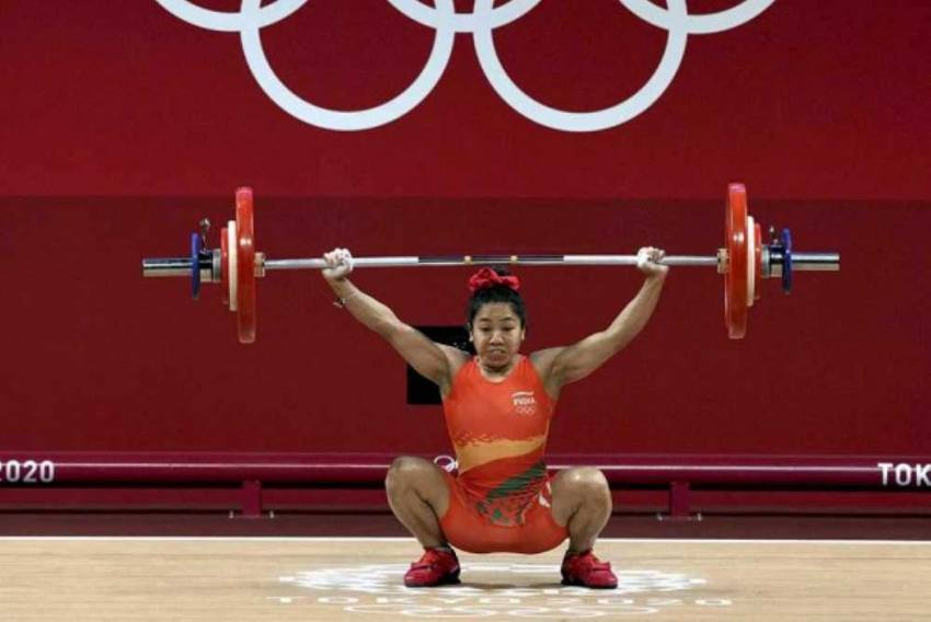 Fish And Rice Waiting For Mirabai Chanu, Tokyo 2020 Silver Medallist Visited Home 'Five Times In Five Years'