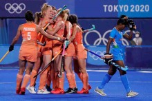 Tokyo Olympics: India Women Outclassed By Netherlands In Hockey Opener