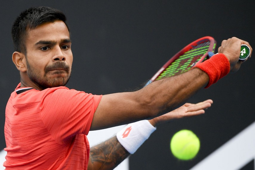 Sumit Nagal Became Third Indian to win Tennis singles match at Olympic 2020