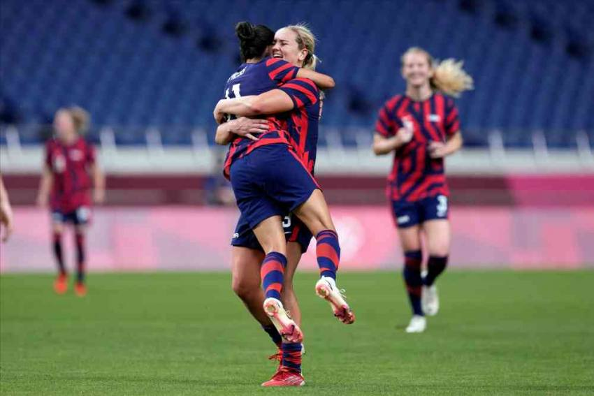 Tokyo Olympics: US Rebounds From Opening Loss With 6-1 Win Over New Zealand