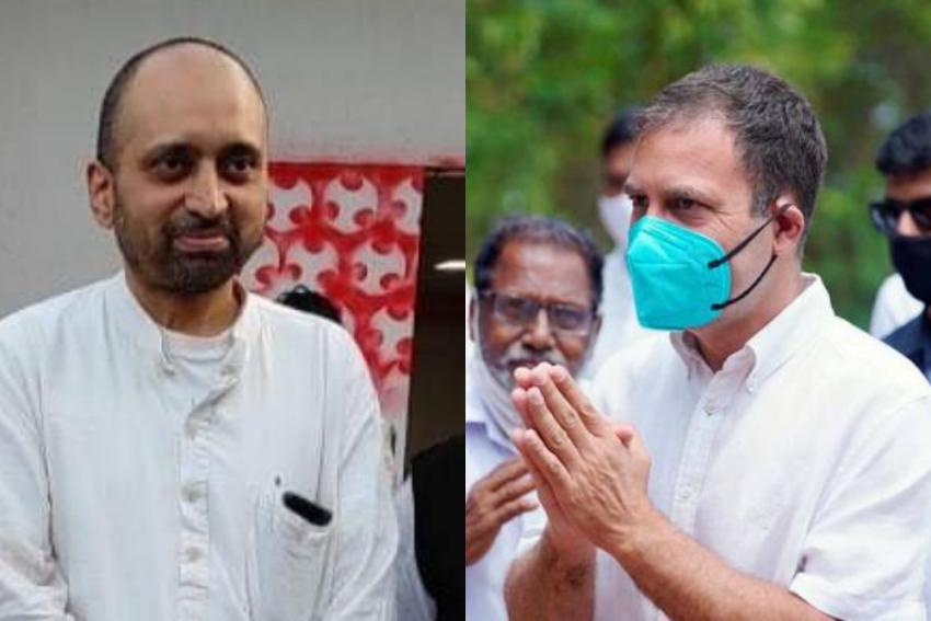 They Have Put A Price Tag On Democracy: Rahul Gandhi Aide Sachin Rao On Pegasus Row