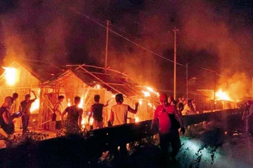 Ahmedabad: Seven Die Due To Explosion Caused By LPG Cylinder Leakage, Three Injured