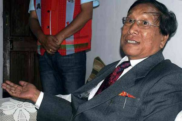 NSCN(IM) Leader Muivah Admitted In Hospital