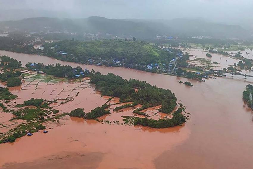 Floods In Maharashtra Claim 138 Lives, 84,452 People Shifted To Safer Places