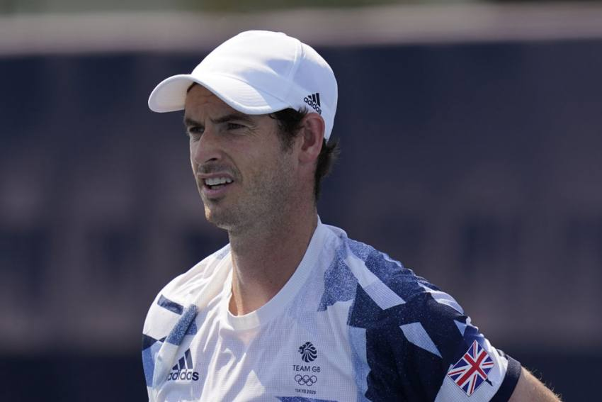 Andy Murray Out Of Tokyo Olympics Singles Tennis Competition