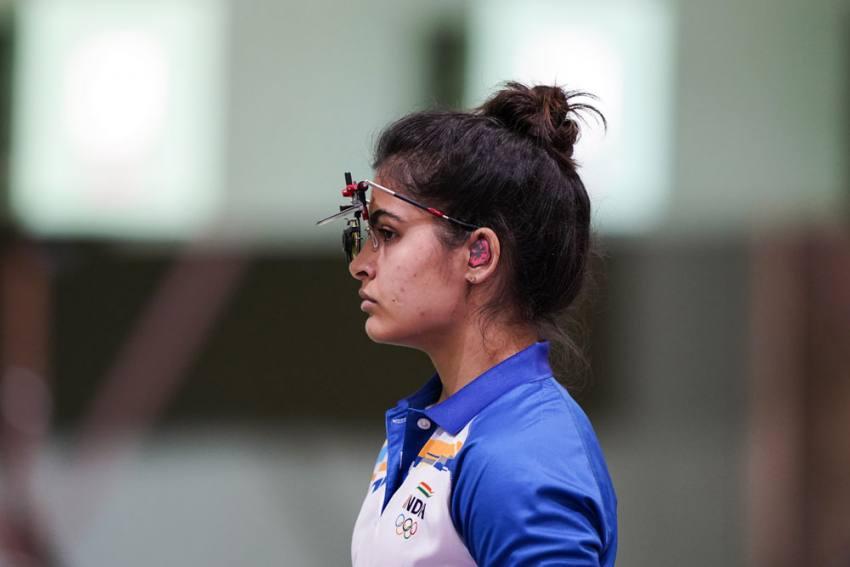 Tokyo Olympics: Indian Shooters Manu Bhaker, Yashaswini Deswal Miss Women's 10m Air Pistol Finals