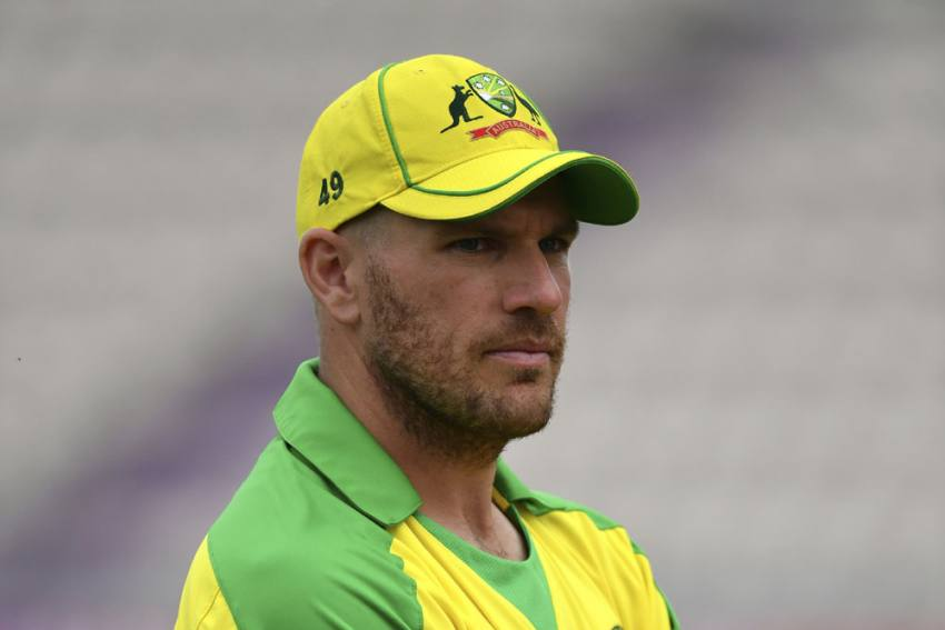 Australia Captain Aaron Finch Likely To Have Knee Surgery
