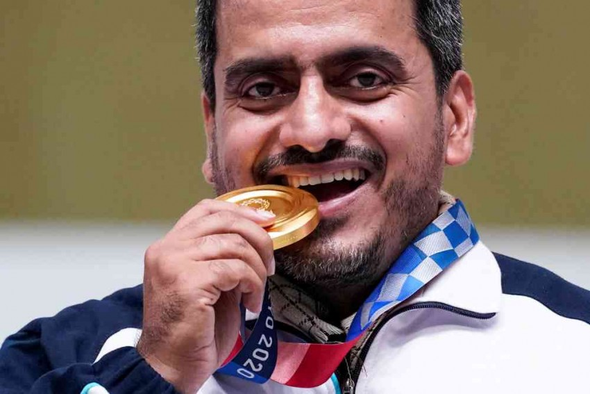 Tokyo Olympics: Iran's Javad Foroughi's Journey From Nurse In COVID Ward To 10m Air Pistol Gold
