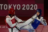 Tokyo Olympics: Iranian Refugee Kimia Alizadeh Beats 2-time Taekwondo Gold Medalist Jade Jones