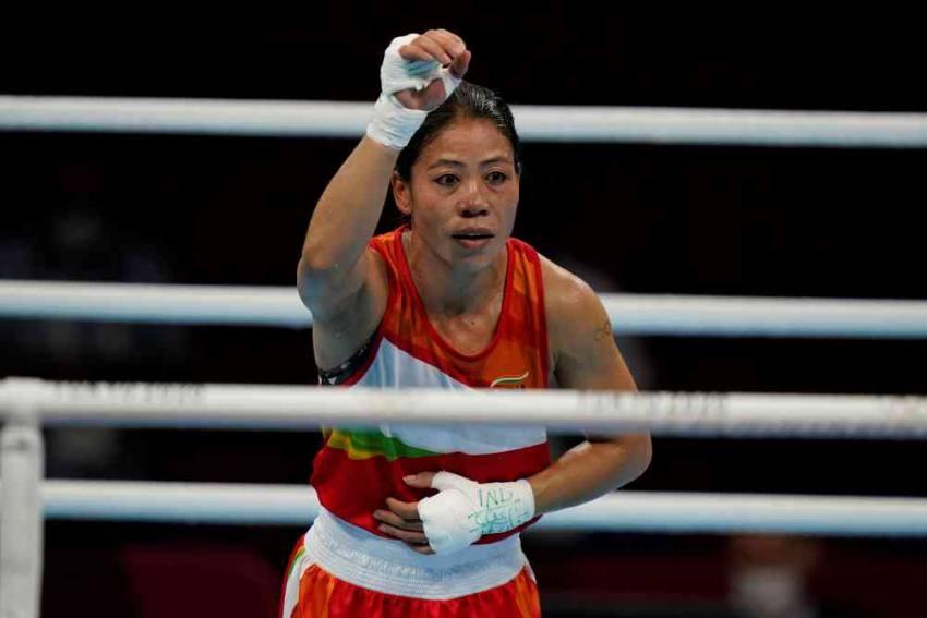 Tokyo Olympics, Boxing: Mary Kom Enters Pre-quarters, Manish Kaushik Bows Out