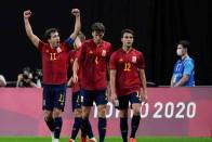 Mikel Oyarzabal Key For Spain At Tokyo Olympics, Just Like At Euro 2020