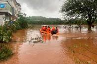 Maharashtra: As Torrential Rain Intensity Reduces, Rescue Teams Intensify Search Operations