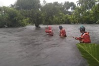 Monsoon Fury: Many Areas In Philippines Inundated, Thousands Evacuated