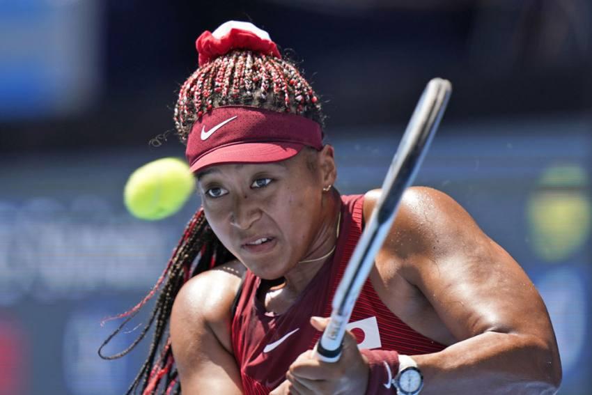 Naomi Osaka Wins As Top-Ranked Ash Barty Suffers Upset Defeat At Tokyo Olympics Tennis Tournament