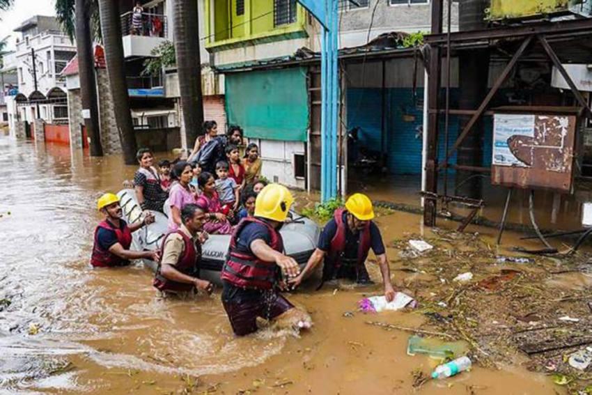Maharashtra Monsoon Fury: 213 Dead In Rain Related Incidents