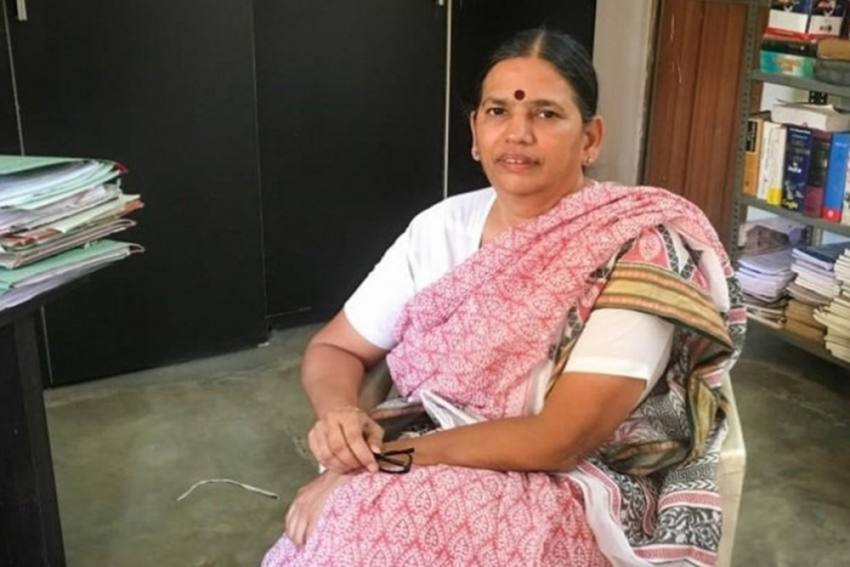 'The State Has Left My Mother To Die,' Says Sudha Bharadwaj's Daughter