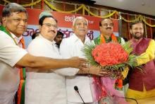 Amid Speculation About Change Of Guard In Karnataka, Nadda Says Yediyurappa Has Done Good Work