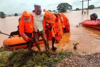 Maharashtra Landslides: NDRF Recovers 72 Bodies, 47 People Missing