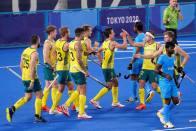 Tokyo Olympics: Listless India Take 1-7 Hammering From Australia In Men's Hockey