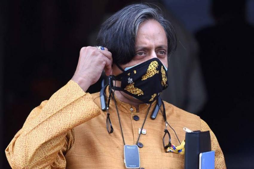 Congress MP Shashi Tharoor Shares Elaborate Description Of Bhelpuri, Tweet Goes Viral