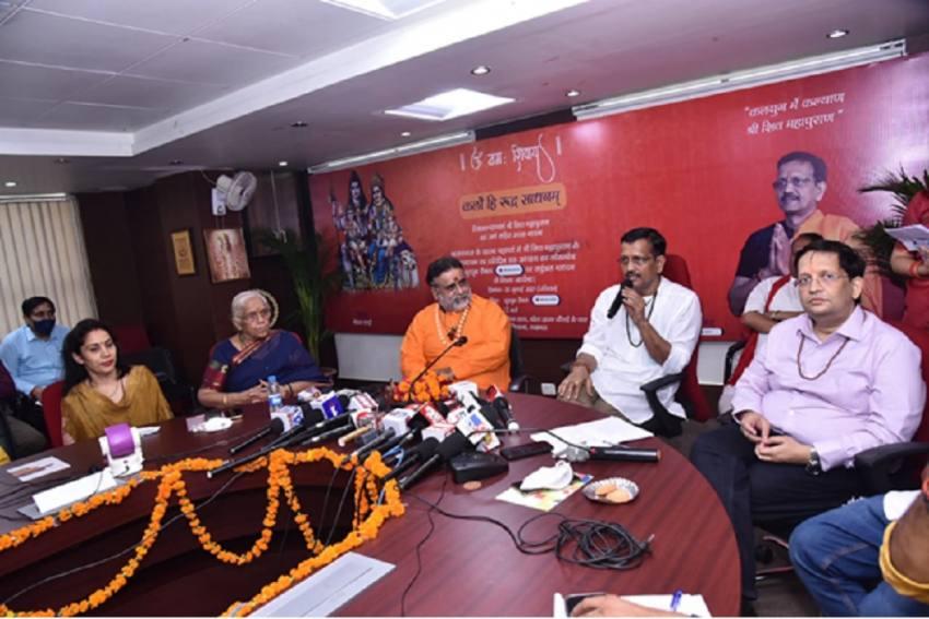 Listening To Shri Mahashivpuran In Chaturmas Will Be Fruitful For All: Dr. Samir Tripathi