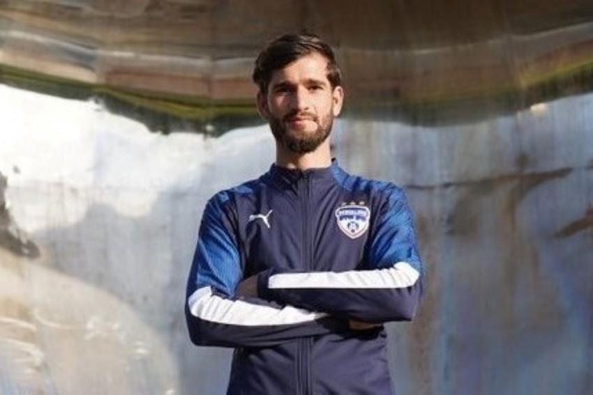 Bengaluru FC Rope In Kashmiri Frontman Danish Farooq