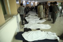 UN: Women, Children Casualties Rise In Afghanistan As Taliban Surges
