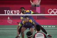 Tokyo Olympics, Men's Badminton: Satwiksairaj Rankireddy, Chirag Shetty Lose To World No.1 In Doubles