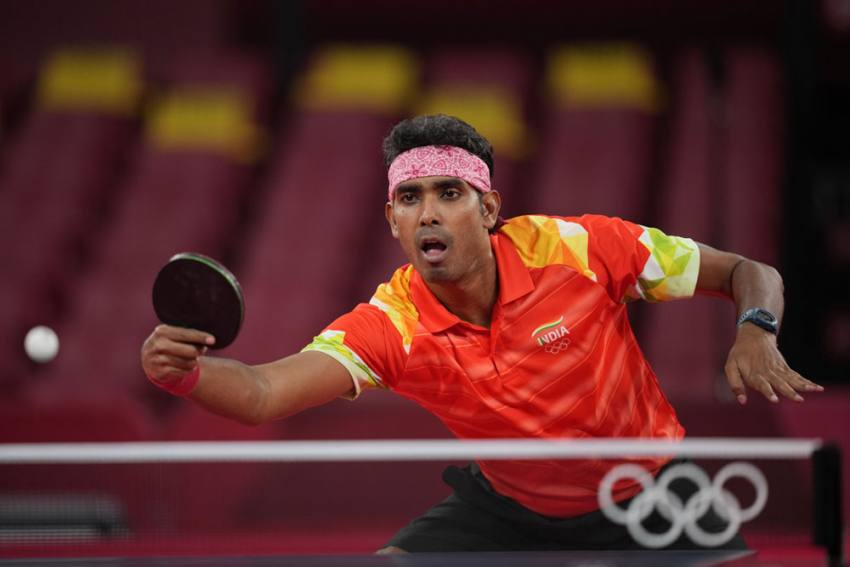 Sharath Kamal Advances To 3rd Round In Tokyo Olympics; Faces Table Tennis Great Ma Long Next