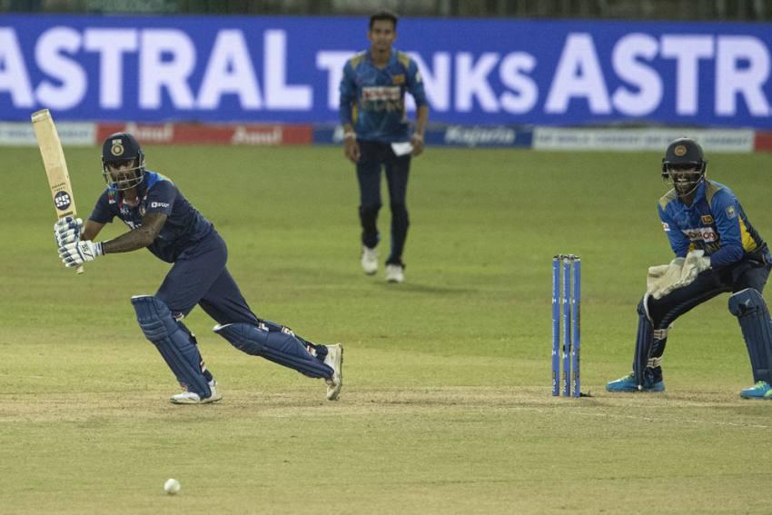 SL Vs IND, 1st T20I: Shikhar Dhawan Enjoys Watching 'Great Player' Suryakumar Yadav Bat