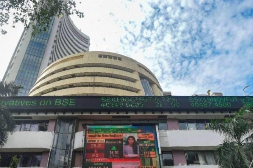 Sensex Slips 123 Points; Nifty Ends Below 15,850