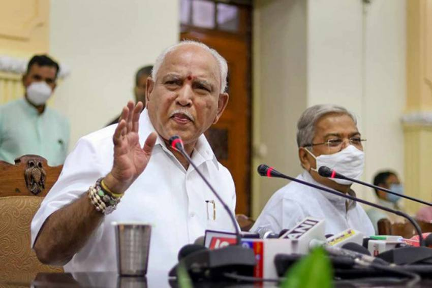 Karnataka's Saga Of Mid-Term Chief Ministers