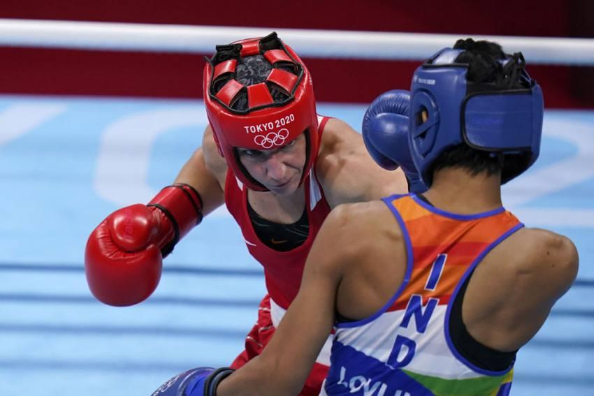 Lovlina Borgohain Enters Quarterfinals Of Tokyo Olympics Boxing