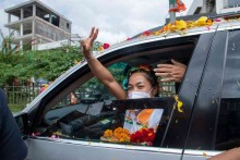 Mirabai Chanu Gets Emotional Welcome At Home, Manipur Celebrates Weightlifter's Tokyo 2020 Silver