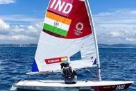 Tokyo Olympics:  Sailors Vishnu Saravanan, Nethra  Kumanan At 22nd And 33rd Spot After 6 Races