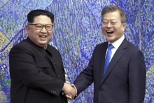 North And South Korea Agree To Improve Ties, Open Communication Channels