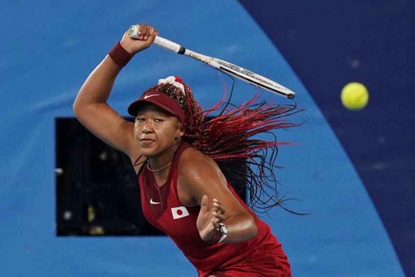 Naomi Osaka Eliminated From Tokyo Olympics Tennis Tournament