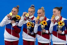 Tokyo Olympics: Russia Topple USA In Gymnastics After Simone Biles' Injury
