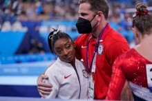 Tokyo Olympics: Simone Biles Out Of Artistic Gymnastics Team Finals With Injury