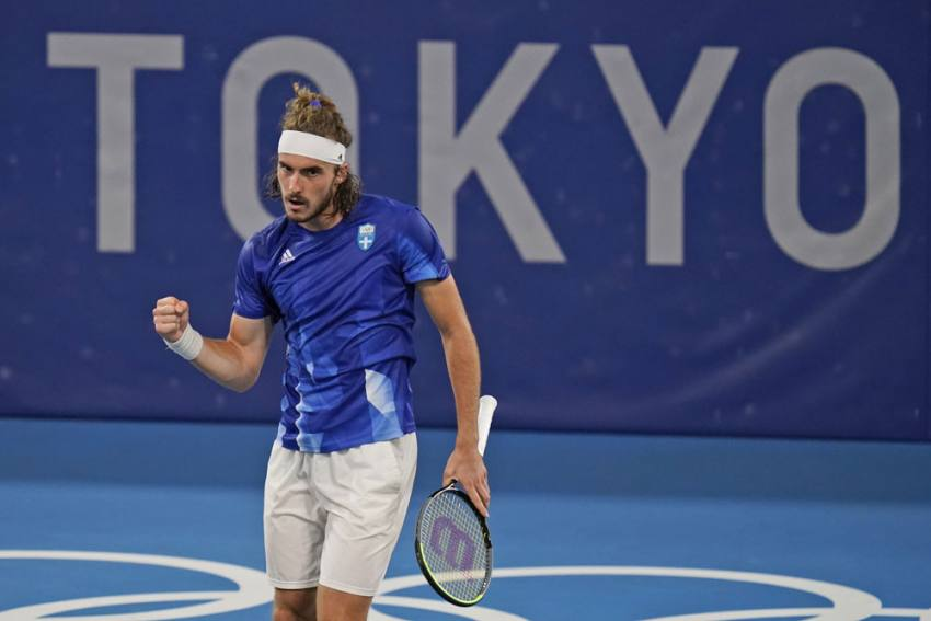 Tokyo 2020: Stefanos Tsitsipas Looks To Extend Family Legacy At Olympics