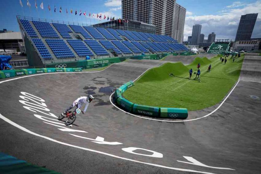 Tokyo Olympics: City Records Surge In COVID-19 Cases Days After Games Begin