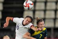 Tokyo Olympics: US Advances To Quarterfinals After 0-0 Draw With Australia