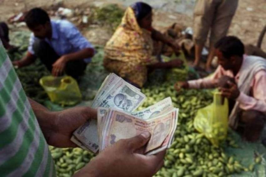 Rupee Slips 5 Paise To Close At 74.47 Against US Dollar