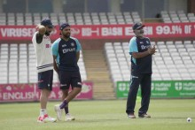 England Tour: India Have Centre Wicket Training, Rishabh Pant Back In Action